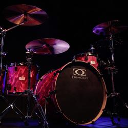 DrumCraft DCB711-22RO-LL Drumset Liquid Lava
