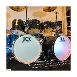 DrumCraft Serie 5 Drumset Hard Coal FFM 2013