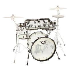 DrumCraft Serie 8 Acryl Kesselsatz