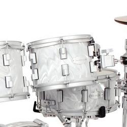 DrumCraft TomTom Serie 7 Birch 10x8 Liquid Chrome