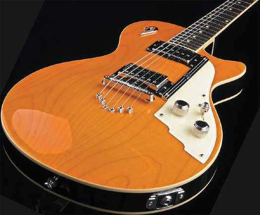 Duesenberg D 49er E-Gitarre in Honey