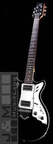 Duesenberg D-Caster BL E-Gitarre