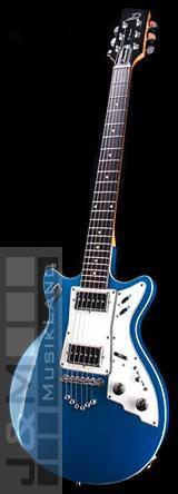 Duesenberg D-Caster LPB E-Gitarre