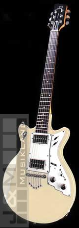 Duesenberg D-Caster VW E-Gitarre