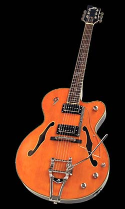 Duesenberg Imperial E-Gitarre Light Orange