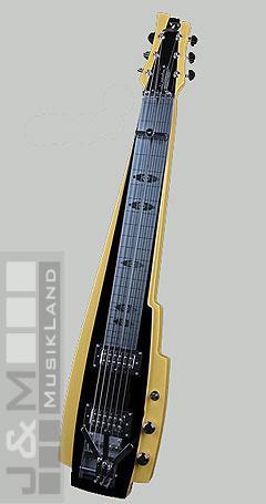 Duesenberg Pomona 6 Multibender Lapsteel Guitar
