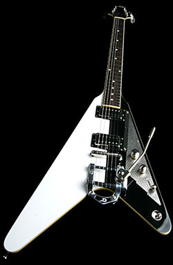 Duesenberg Rocket II in Black/White