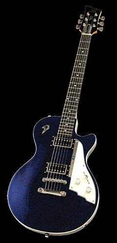 Duesenberg Starplayer Special E-Gitarre in Blue-Sparkle