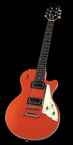 Duesenberg Starplayer Special E-Gitarre in Orange