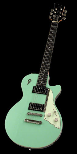Duesenberg Starplayer Special E-Gitarre in Surf-Green