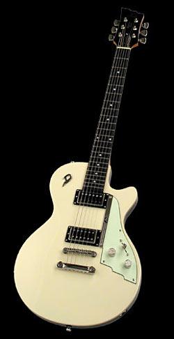 Duesenberg Starplayer Special E-Gitarre in Vintage-White