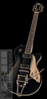 Duesenberg Starplayer TV BK E-Gitarre
