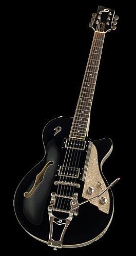 Duesenberg Starplayer TV TB E-Gitarre