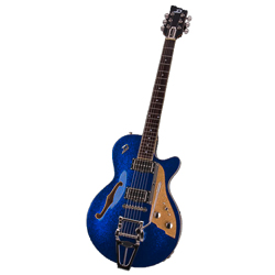 Duesenberg Starplayer TV Blue-Sparkle