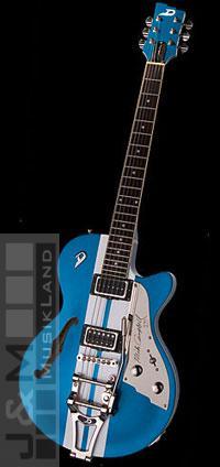 Duesenberg Starplayer TV Mike Campbell LPB E-Gitarre