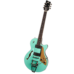 Duesenberg Starplayer TV Surf-Green