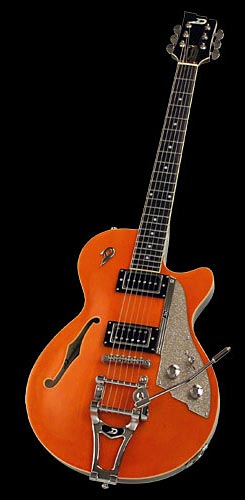 Duesenberg Starplayer TV Trans-Orange