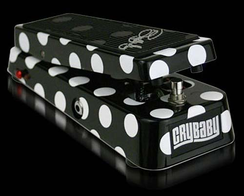 Dunlop Buddy Guy Signature Wah Pedal