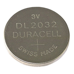 Duracell CR2032 Batterie