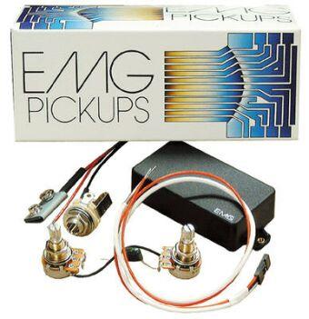 EMG 81 Pickup Kirk Hammet Creme
