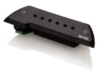 EMG ACS Pickup Akustik mit UltraJak