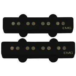 EMG JV E-Bass-Tonabnehmer Jazz Bass Set