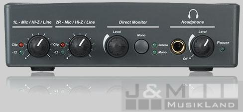 EMU Tracker Pre USB 2.0 Audio Interface