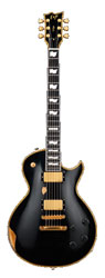 ESP Eclipse I CTM DB Distressed VBK E-Gitarre