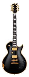 ESP Eclipse I CTM DB Distressed VBK E-Gitarre