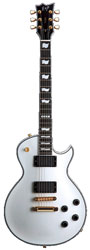 ESP Eclipse I CTM Snow White E-Gitarre