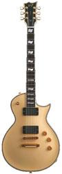 ESP Eclipse II USA Vintage White E-Gitarre