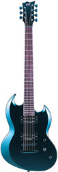ESP VP Baritone 7 E-Gitarre