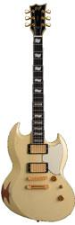 ESP Viper II Distressed OW E-Gitarre