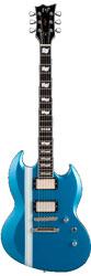 ESP Viper Racing Stripe LPB E-Gitarre