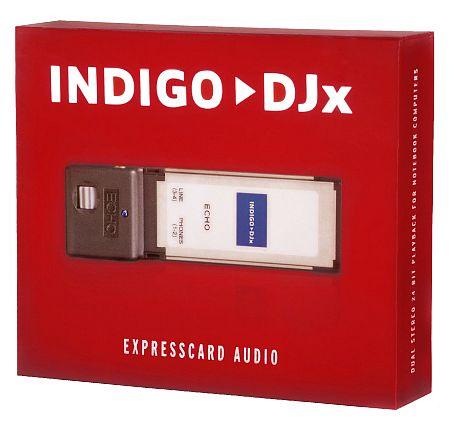 Echo Corp. Indigo DJ Express