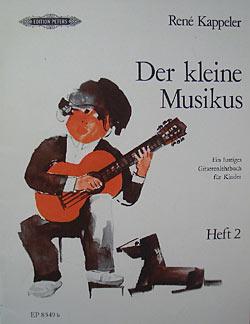 Der kleine Musikus Band 2 Gitarreschule