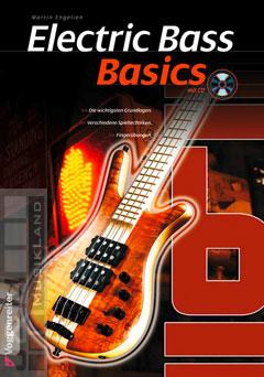 Electric Bass Basics - Martin Engelien mit CD