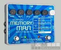 Electro Harmonix Stereo Memory Man with Hazarai
