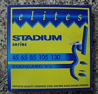 Elites EL23103 Stadium Bass Saiten Satz