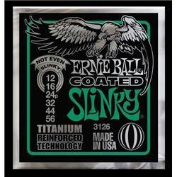Ernie Ball EB-3126 Coated Not Even Slinky E-Gitarren Saiten 012-056
