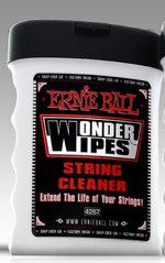 Ernie Ball String Cleaner Wonder Wipes EB-4267