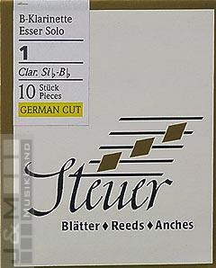 Esser (Steuer) Blätter B-Klarinette 3 1/2