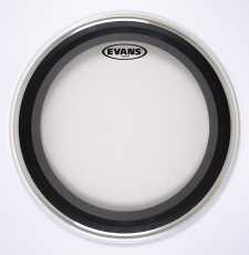 Evans EMAD2 clear Bass Drum Fell 22''