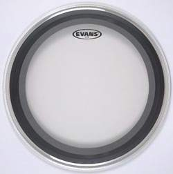 Evans EMAD Coated Bass Drum 24""