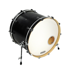 Evans EQ3 Coated Bass Drum Resonanzfell 22""