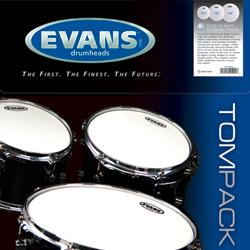 """Evans ETP-EC2CLR-F Fell Set clear 10"""" 12"""" 14"""""""