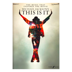 Faber Musik Michael Jackson - This is it