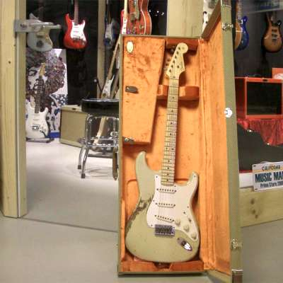 Fender 1956 Heavy Relic Stratocaster MN DS