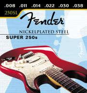 Fender 250SL Saiten 008-038