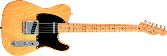 Fender 52 American Vintage Telecaster MN-BB